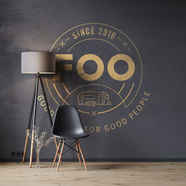 Foo corporate branding