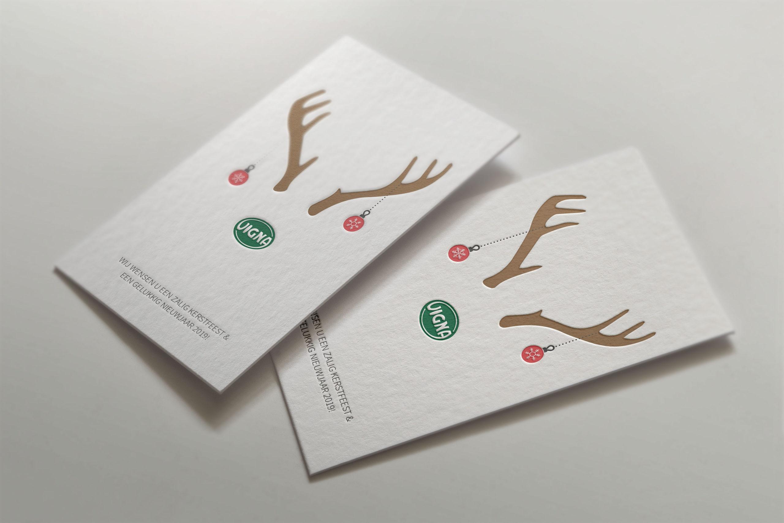 Vigna Christmas card