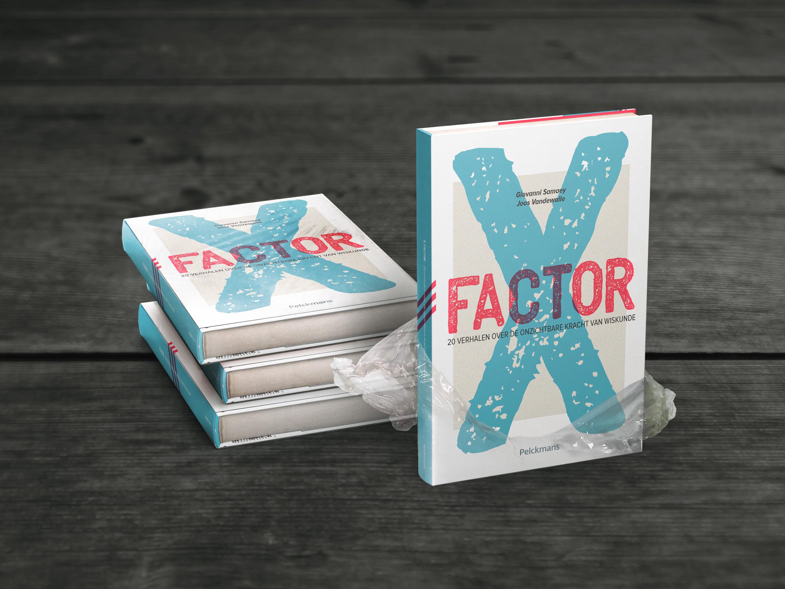 X Factor cover design